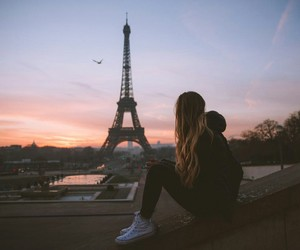 paris, adventure, and france image