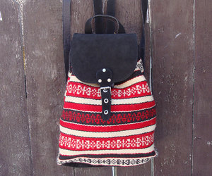 etsy, backpacks, and womens backpack image