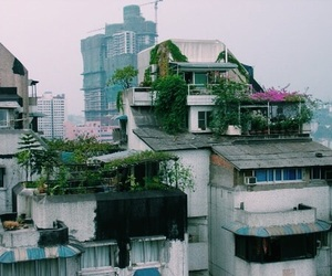 aesthetic, city, and house image
