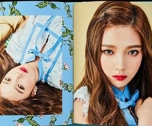 joy, red velvet, and rookie image