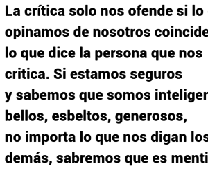 frase, opinion, and critica image
