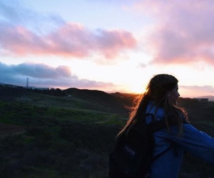 adventure, candid, and girl image