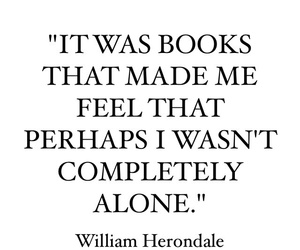 books, like, and quote image
