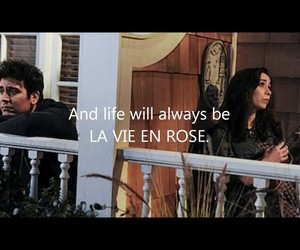 himym, life, and how i meet your mother image