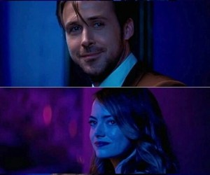 emma stone, movie, and ryan gosling image