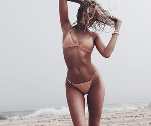 beach, body, and goals image
