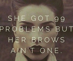 quotes, problem, and woman image