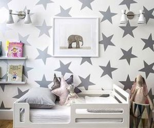 kids, home, and bedroom image