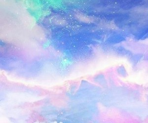 sky, wallpaper, and galaxy image