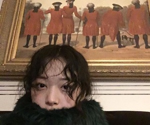 sulli and asian image