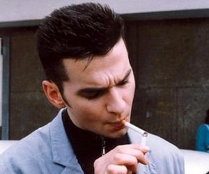 cigarette, boy, and dave gahan image