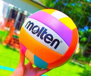 tumblr, volleyball, and quality image