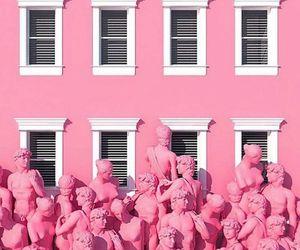 pink, art, and tumblr image