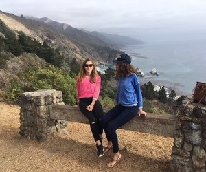 california, bestfriends, and californiagirls image