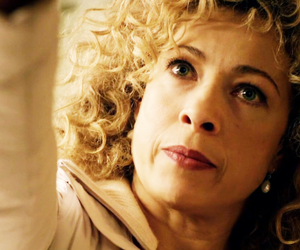 doctor who, yellow, and river song image