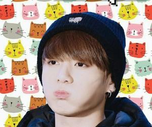 ❤ and bts. wallpaper jungkook image