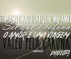 quotes, te amo, and projota image
