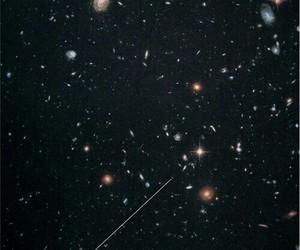 universe, stars, and galaxy image