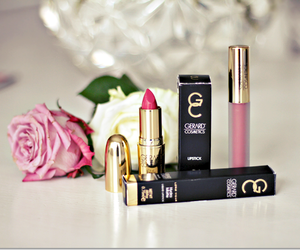 cosmetic, girly, and lipstick image