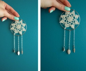 diy and dream catcher image