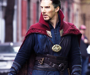 doctor strange, Marvel, and benedict cumberbatch image