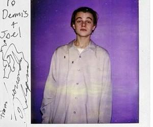 leonardo dicaprio, Leo, and purple image