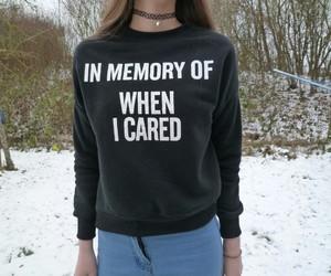alone, shirt, and alternative image