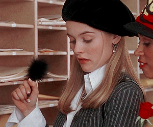 alicia silverstone, Clueless, and book image