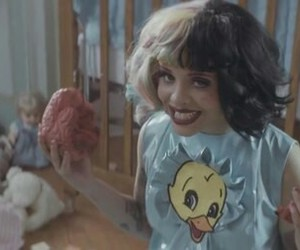 crybaby, melanie martinez, and crybaby music video image