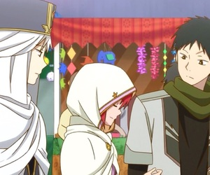obi, zen, and shirayuki image