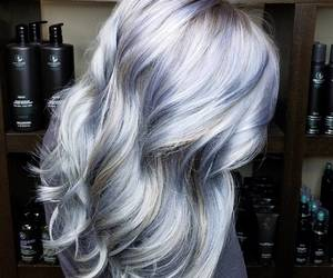 hair, hairstyle, and colors image
