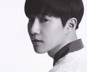 exo, suho, and kim junmyeon image