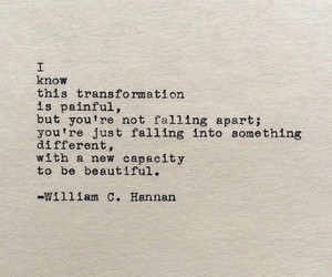 quotes, words, and transformation image
