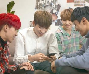 DK, Seventeen, and lee jihoon image
