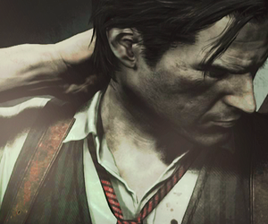 videogames, the evil within, and sebastian castellanos image