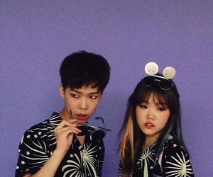 yg, akdong musician, and suhyun image