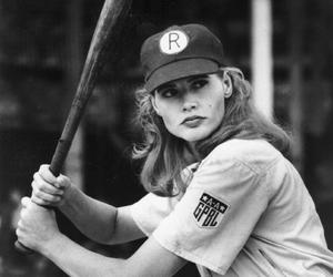 classic beauty, davis, and geena davis image