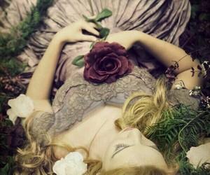bela, rosa, and magia image