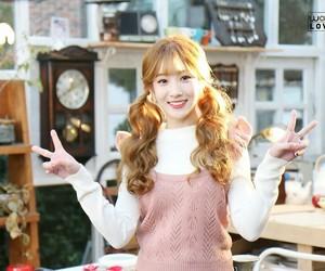 kpop, yoo ji ae, and lovelinus image