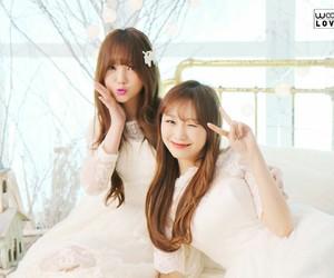 Kei, kei lovelyz, and sujeong lovelyz image