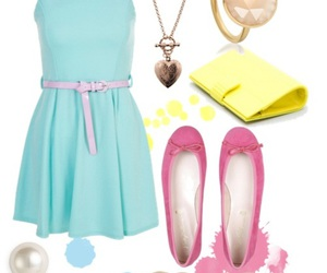 blue, colors, and fashion image