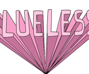 Clueless, pink, and transparent image