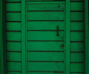 green, green door, and pintrest image