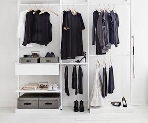 closet, clothes, and fashion image