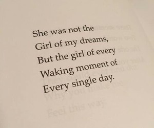 books, dreams, and girls image