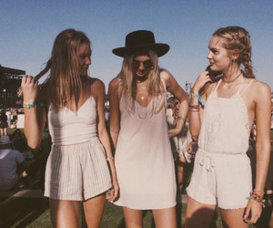 girl, coachella, and brandy melville image