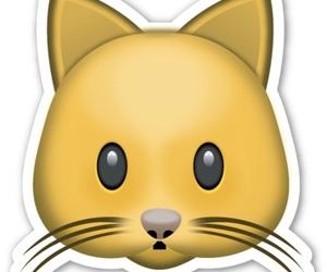 emoji and cat image