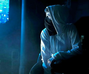 alan walker, alone, and faded image
