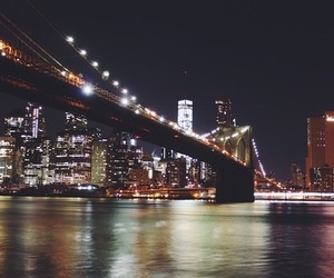 bridge, cities, and travel image