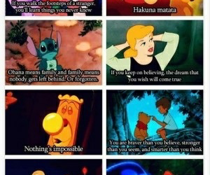 disney, quote, and cinderella image